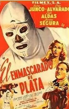 Первое появление Человека в Серебряной маске