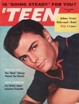 John_Saxon_Magazine